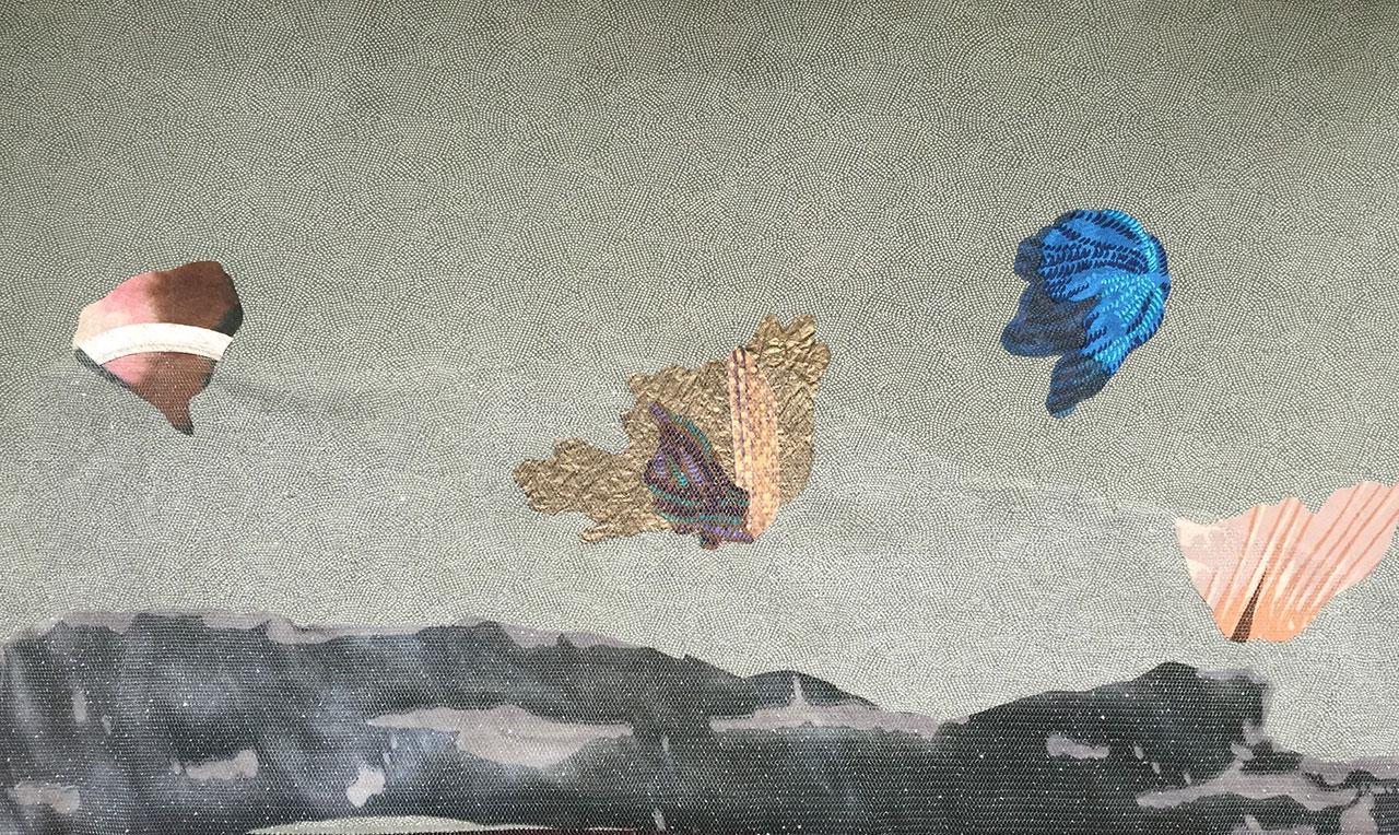 Livia Liverani - Fiori nello spazio - Detail